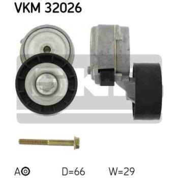 1 Polea Tensora Skf Vkm 32026