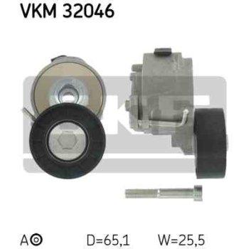 1 Polea Tensora Skf Vkm 32046