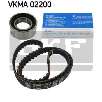 Kit De Distribución Skf Vkma 02200