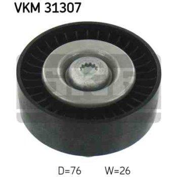 Polea Correa Multi-v Skf Vkm 31307