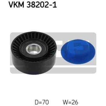 Polea Cor Mult Skf Vkm 38202-1