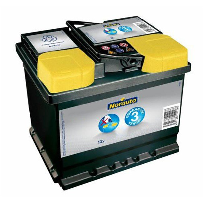 Bateria Norauto 22 80ah-740a